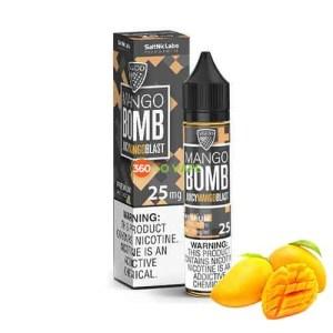 Mango Bomb By VGOD saltnic