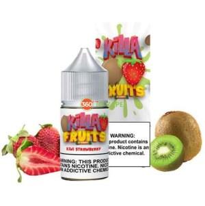 Killa Fruits - Kiwi Strawberry Salt - 30ml