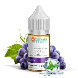 Infzn Grape Mint Salt
