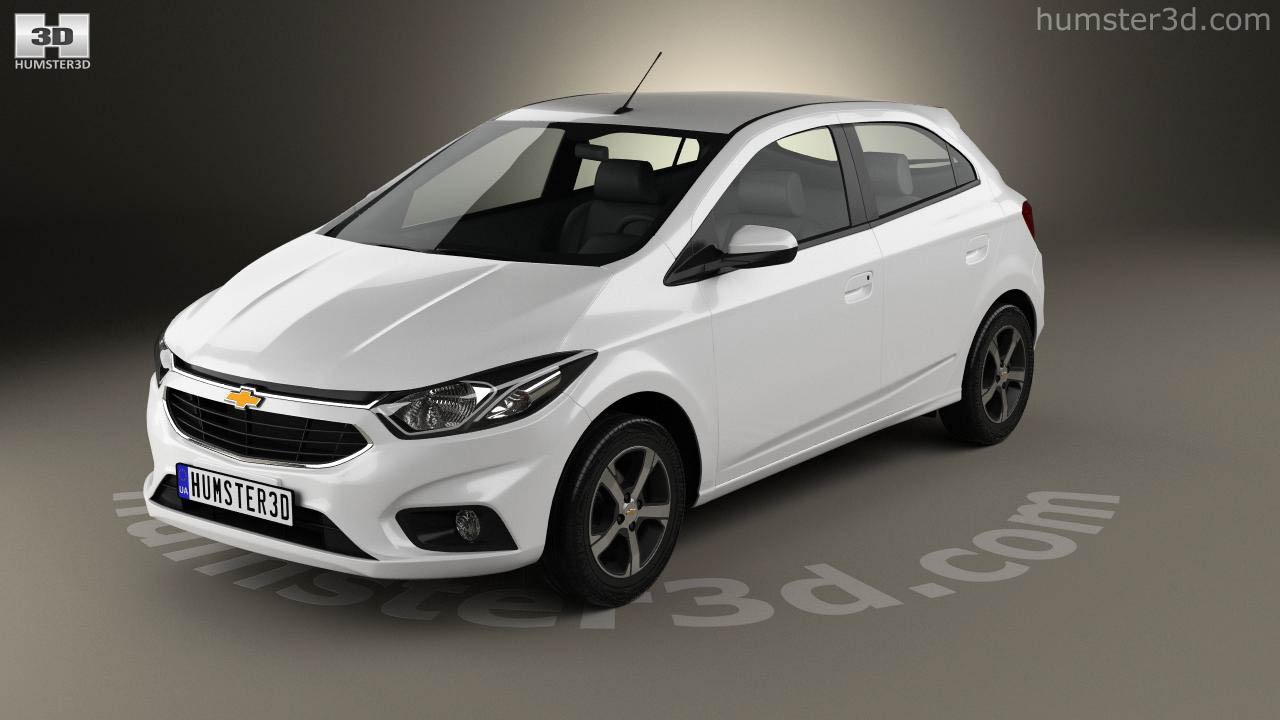 hight resolution of chevrolet onix 2016 3d model