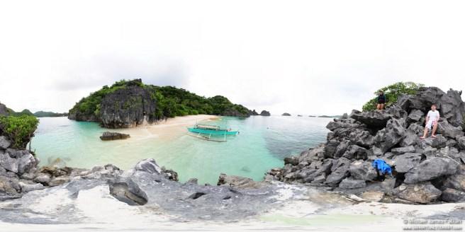 Matukad Island Panorama