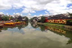 le coin confucius , le spot touristique de nanjing