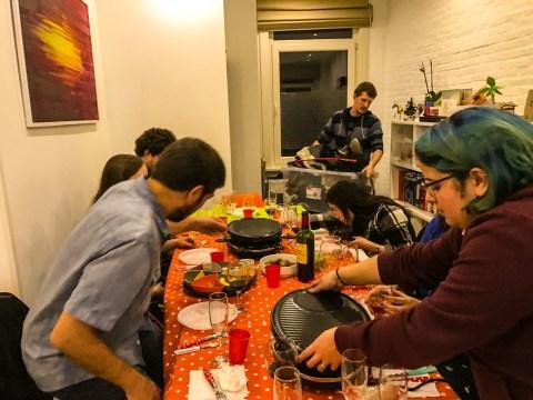 raclette reloaded