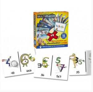 Le jeu de cartes Multimalin