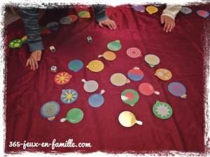 Les boules de noël : un jeu gratuit à télécharger