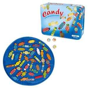 Candy enjeu d'observation et de réflexes
