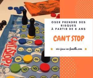 Read more about the article Oser prendre des risques avec le jeu Can't Stop
