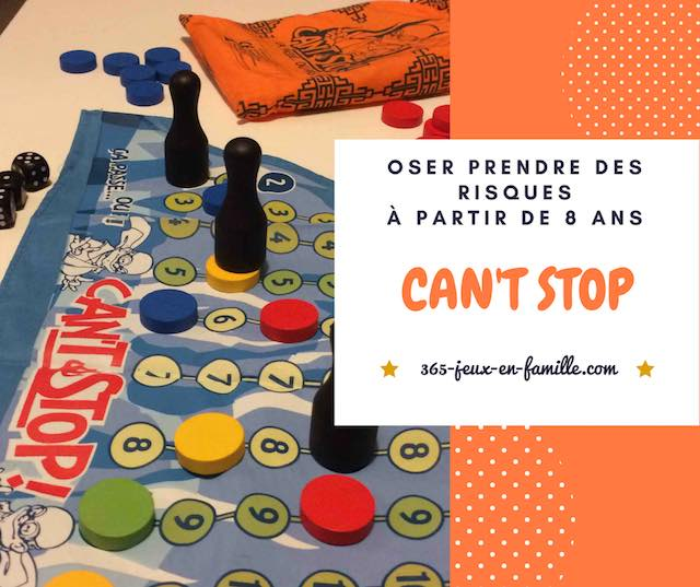 You are currently viewing Oser prendre des risques avec le jeu Can't Stop