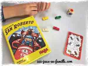 San Roberto une course de voitures mentale
