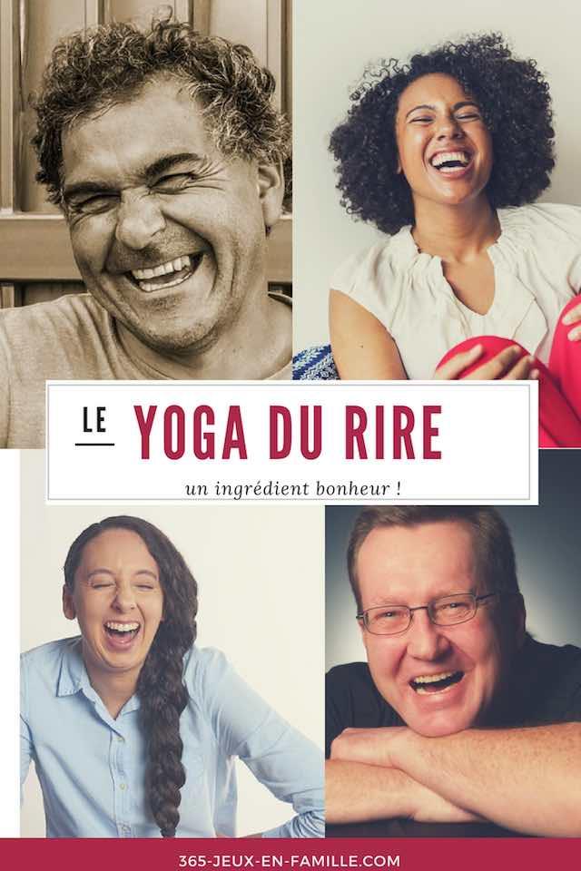 You are currently viewing Yoga du rire : un ingrédient bonheur