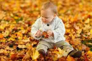 5 jeux nature pour les enfants autour de 2 ans