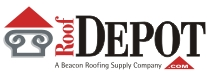 roof depot roofing supply logo