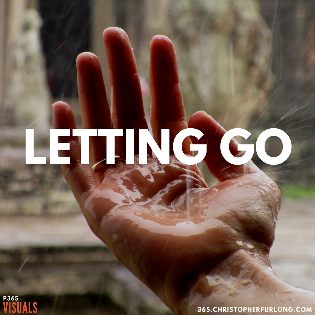 P365 2018: Day #216: Letting Go (the blog is ending)