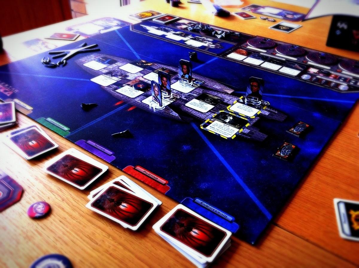 008: BSG: the board game