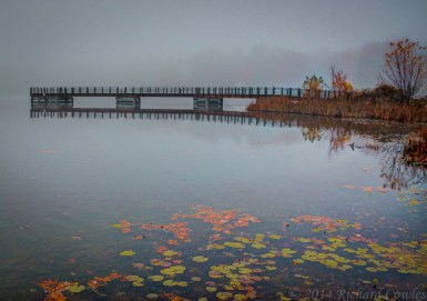 Fishing Pier Southwick, MA