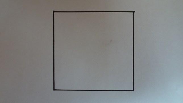 四角形を描くコツ(6)