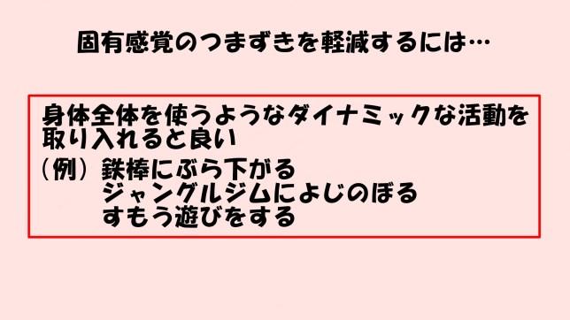 固有感覚について(3)