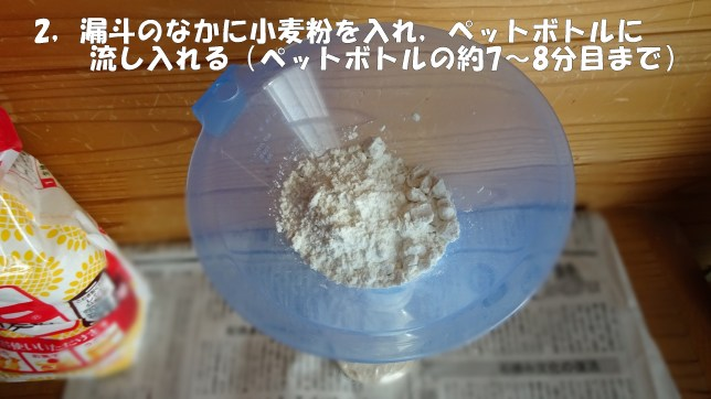 「コムギン」の作り方(2)