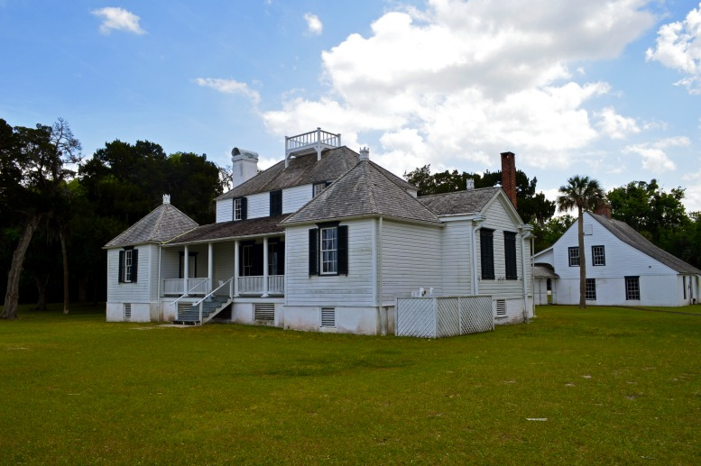 Kingsley Plantation courtesy of Visit Jacksonville