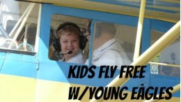Young Eagles - Kids Fly Free Pilot Program