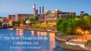 things to do in columbus ga