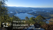 52+ Things to do in Hiawassee Ga., on beautiful Lake Chatuge