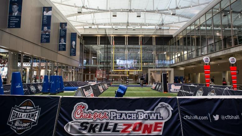 College Football Hall of Fame Atlanta