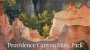 Providence Canyon State Park