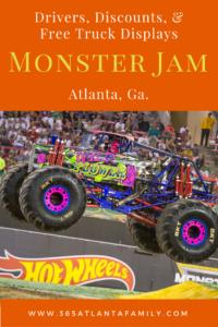 Monster Jam Atlanta