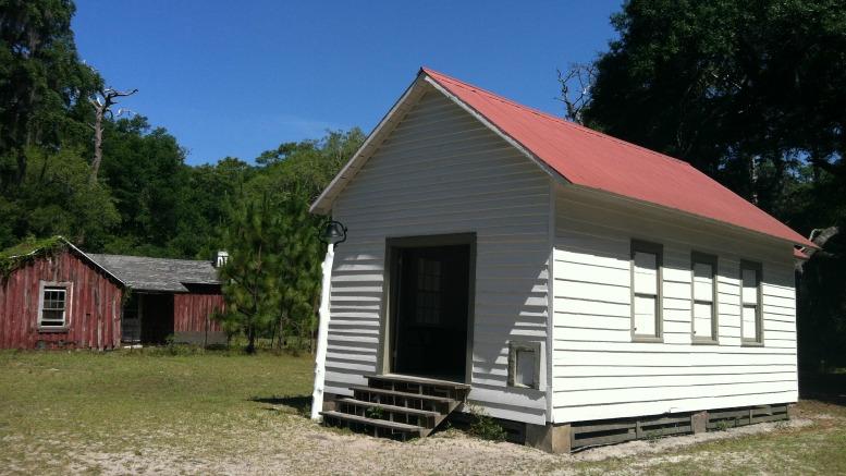 The Settlement on Cumberland Island, Ga.