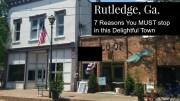 Rutledge, Ga.