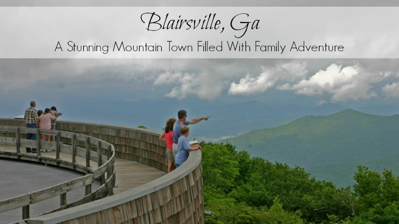 Blairsville Ga A Stunning Mountain Town Filled With