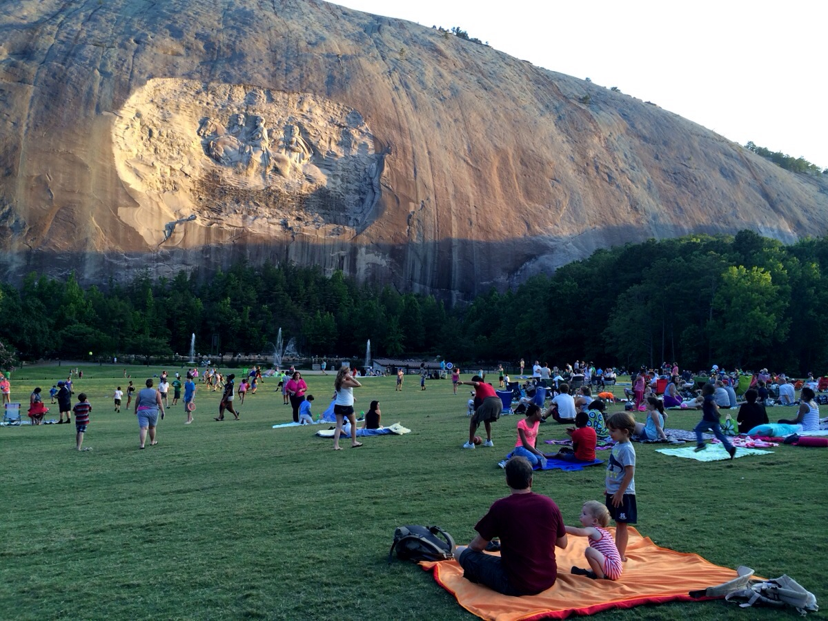 Stone Mountain Camping: For an Easy Family Camping Experience