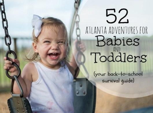 babies and toddlers in Atlanta