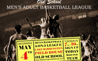 28.  Play Some Old School Basketball