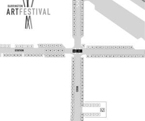 55.  Barrington Art Festival 4-1-1