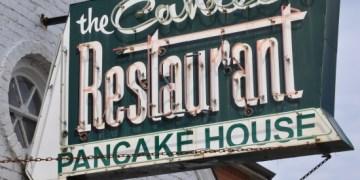 Barrington's Canteen Restaurant and Pancake House