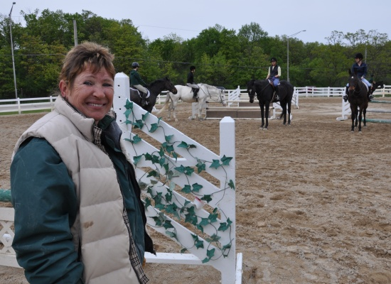 Toni Bruns - The Equestrian Diva