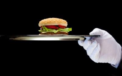 48.  2-Buck Burger Tuesdays at Pinstripes