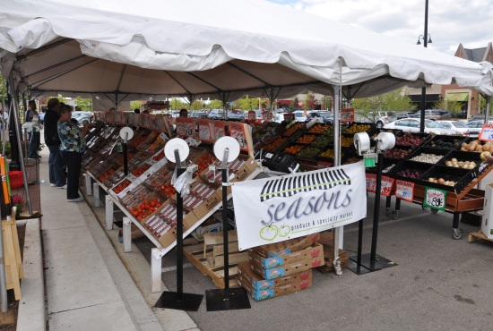 South Barrington Open-Air Produce Market