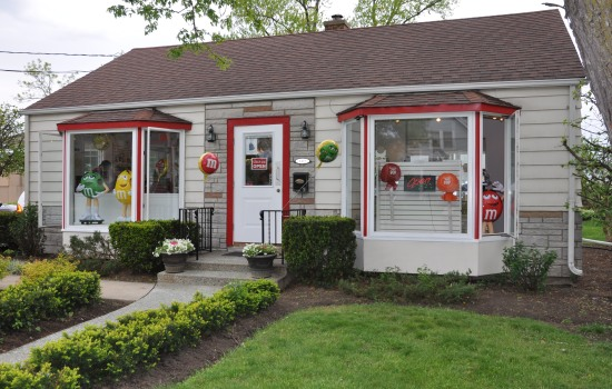 The Sweet Spot Candy Shop in Barrington