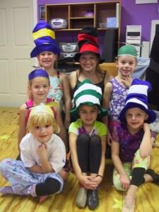 Summer Workshops at the Barrington Performing Artz Center