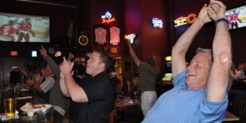 At the Bar at Wool Street