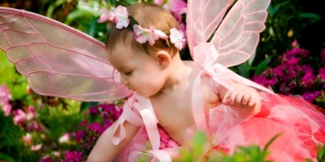 Fairy Portraits with Photographer April Graves