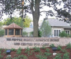 88.  Pepper Family Hospice Open House