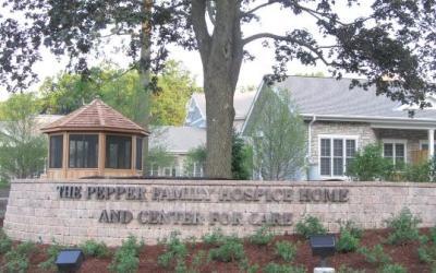 88.  Pepper Family Hospice Open House