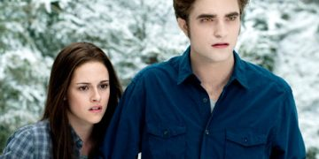 "Bella Swan and Edward Cullen in ""Eclipse"" - Courtesy of Summit Entertainment"