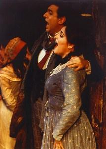 Kallen Esperian's Met Opera Debut