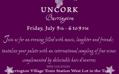 100.  Uncork Barrington