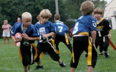 143.  Youth Football Opening Day Extravaganza